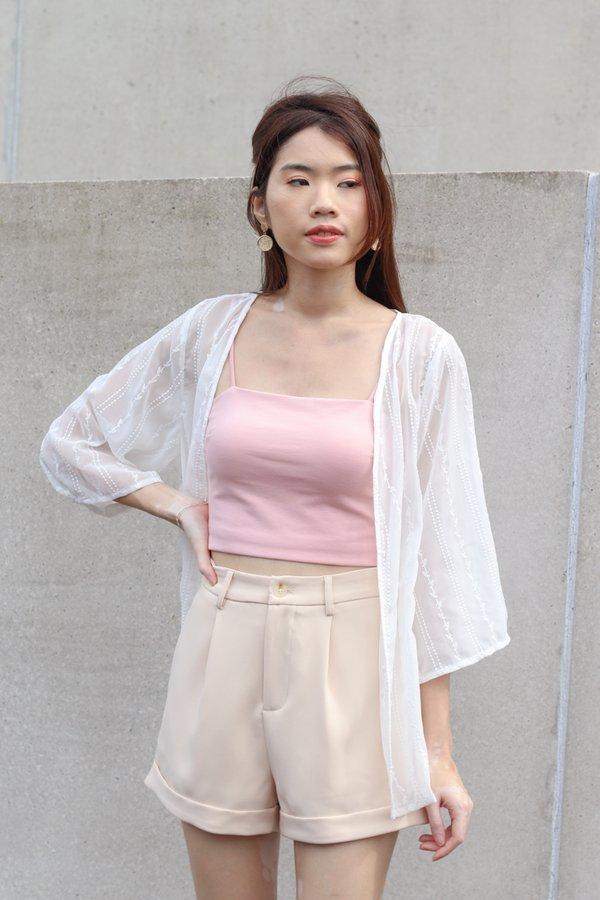Misa Kimono in White