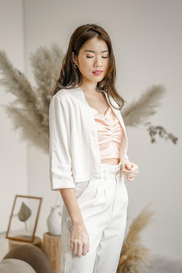 Hannah Kimono in White