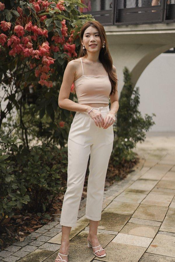 Isabelle V2 Pants in White