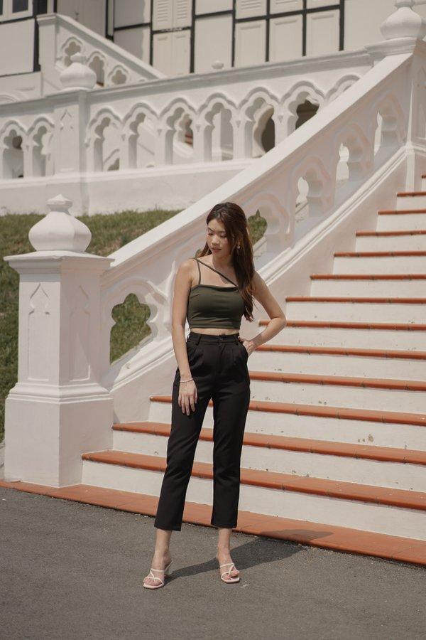 Isabelle V2 Pants in Black